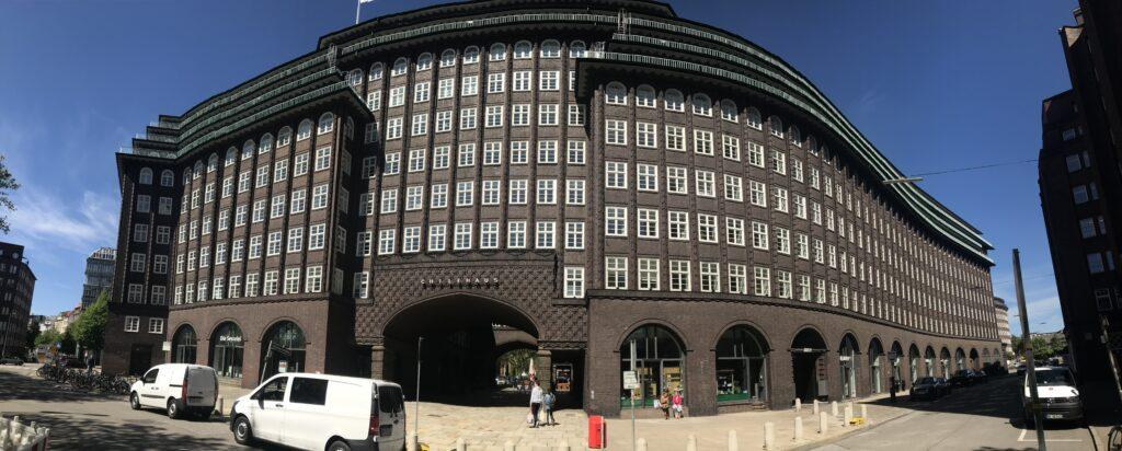The Chile-House in Hamburg