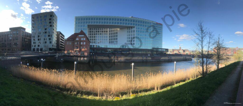 informaciones adicionales: El edificio de la revista Spiegel